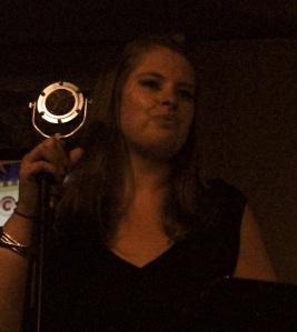 Sarah Tollefson, Vocalist